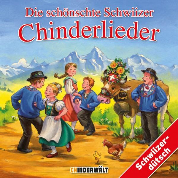 CHINDERWÄLT CD Schönschte Schwiizer Chinderlieder
