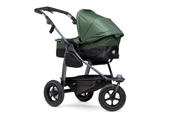 TFK Mono-Kombi Kinderwagen mit Luftrad-Set Olive