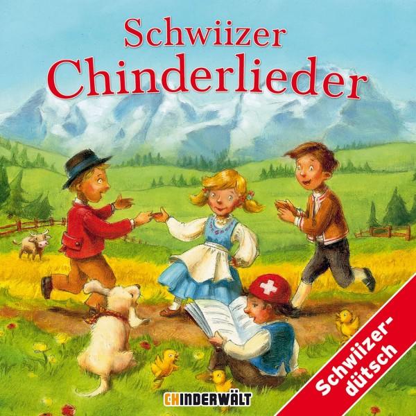 CHINDERWÄLT CD Schwiizer Chinderlieder 1