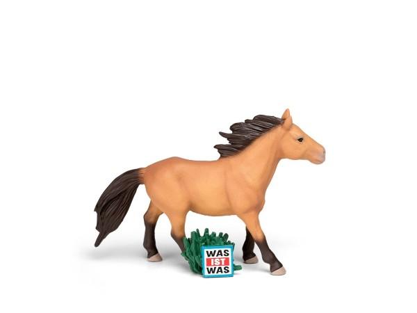 TOYMANIA Toniefigur WAS IST WAS - Wunderbare Pferde/Reitervolk Mongolen