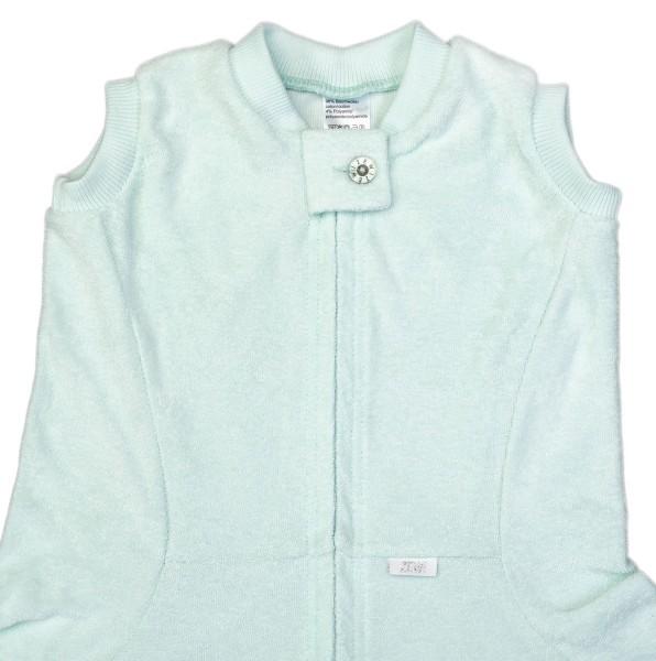 ZEWI bébé-jou Zewi-Decke Spezialmasse-mint Gr. 120x200cm