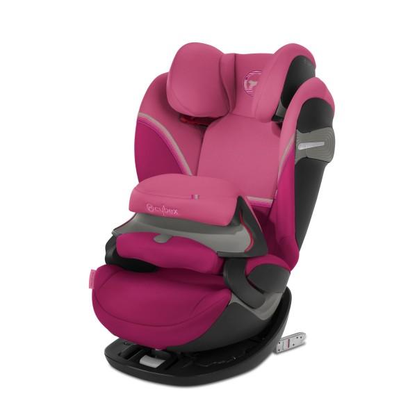 CYBEX Pallas S-Fix Autositz Magnolia Pink