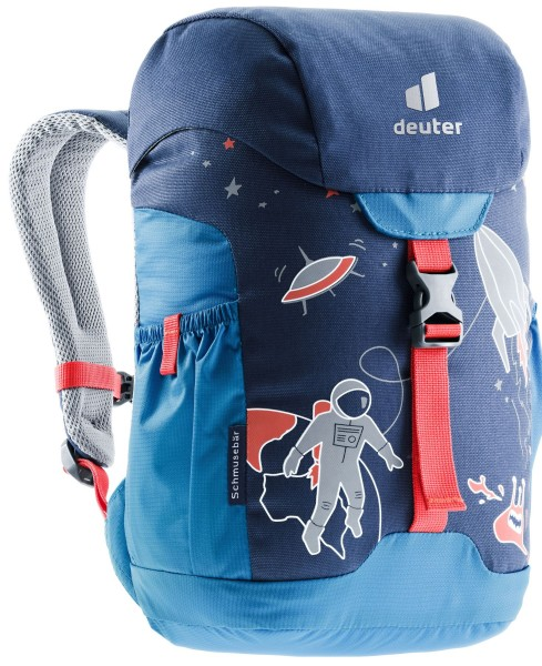 DEUTER Schmusebär Kinder-Rucksack midnight-coolblue