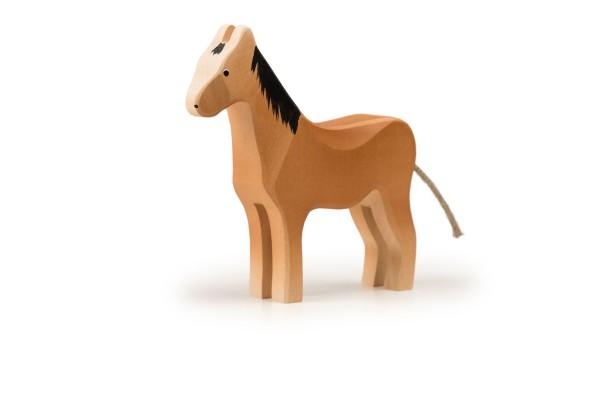 TRAUFFER Pferd stehend gross