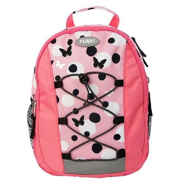 FUNKI Kinder-Rucksack Pink Butterfly