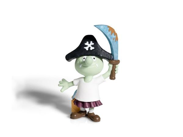 TOYMANIA Toniefigur Die Olchis - Die Olchis und der schwarze Pirat