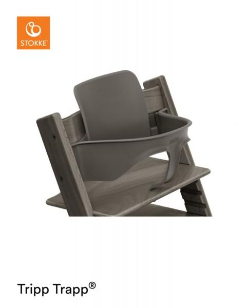 STOKKE® Tripp Trapp Baby Set Hazy Grey