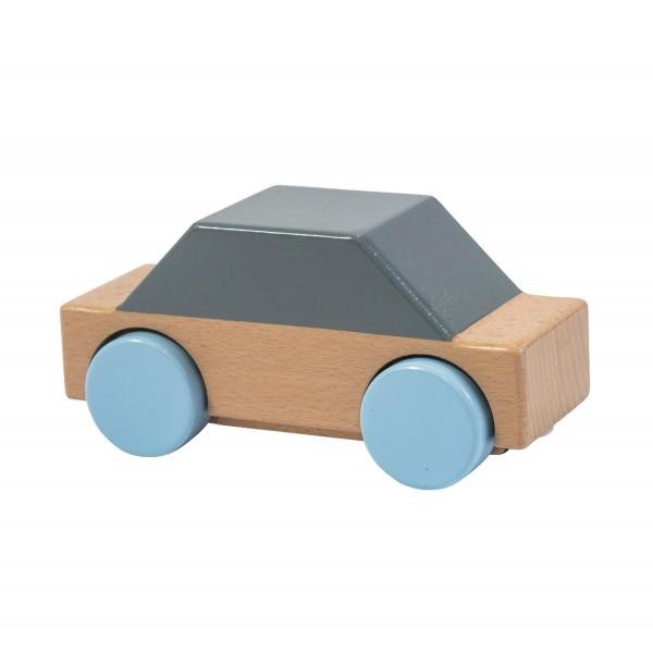 SEBRA Wagen aus Holz, grau