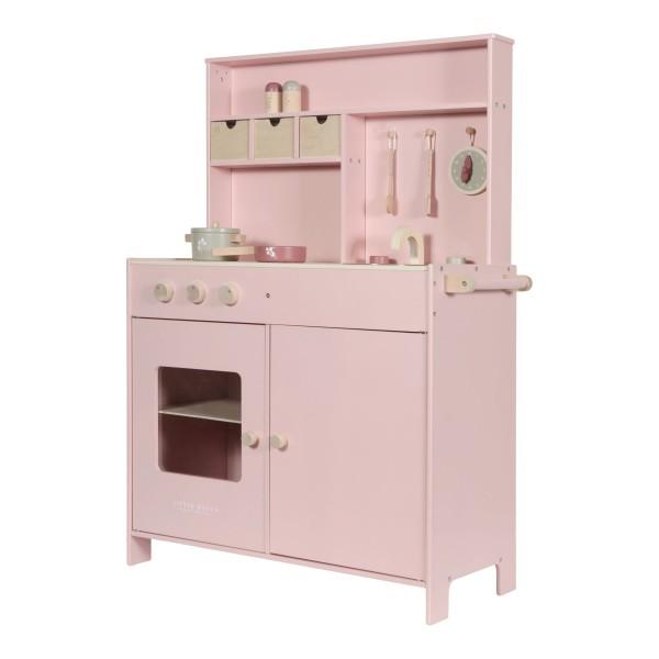 LITTLE DUTCH Holz Küche Pink