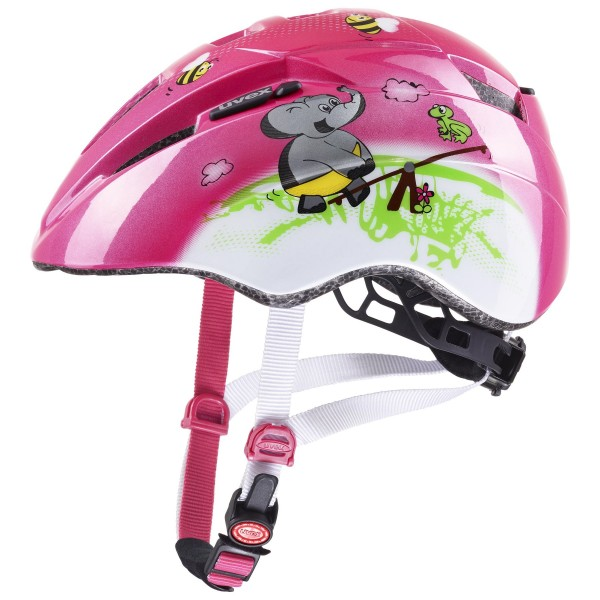 UVEX kid 2 Helm pink playground 46-52 cm