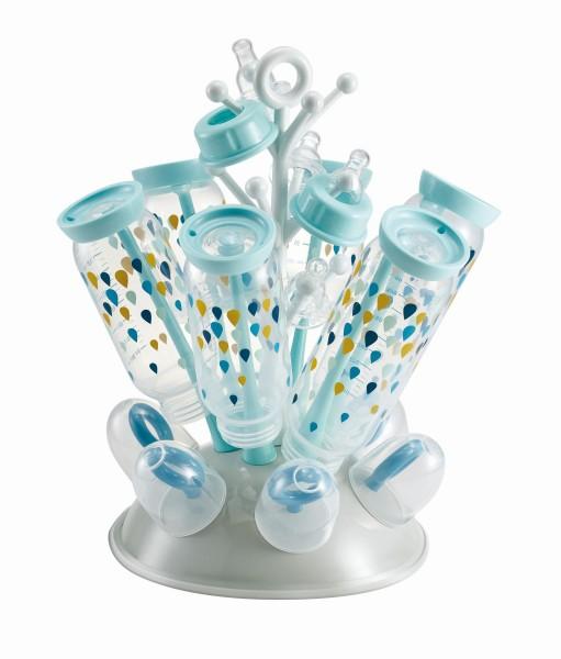 BÉABA Flaschenständer rack blue