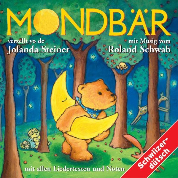 CHINDERWÄLT CD De Mondbär