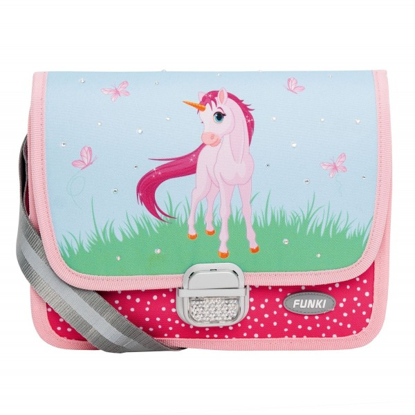 FUNKI Kindergarten Tasche pink unicorn