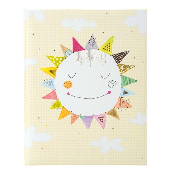 GOLDBUCH Babytagebuch Happy Sun