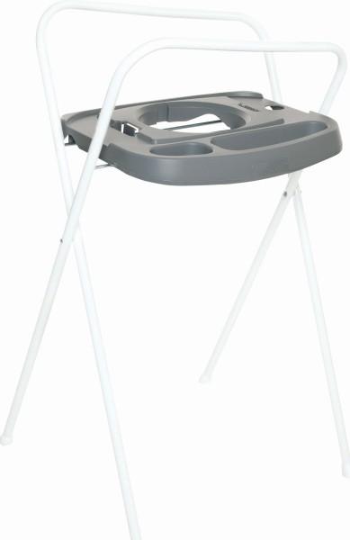 ZEWI bébé-jou Badewannenständer ohne Abflussschlauch-griffin grey