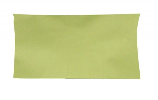 KULI MULI Kissenbezug 35/40cm uni lindgrün