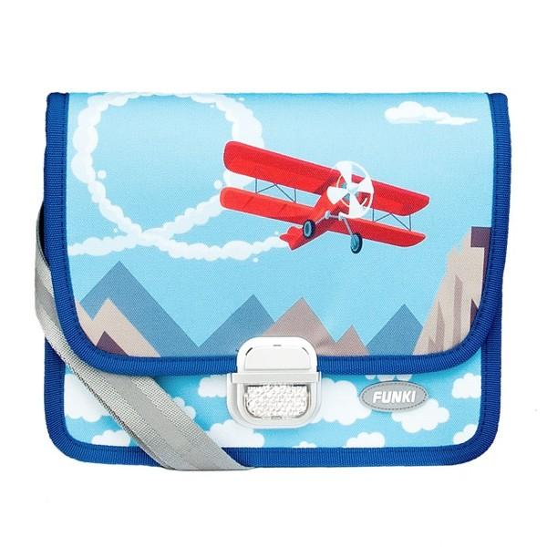 FUNKI Kindergarten Tasche Airplane