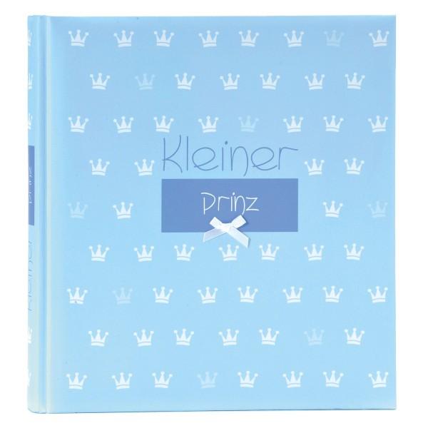 GOLDBUCH Babyalbum Kleiner Prinz blau