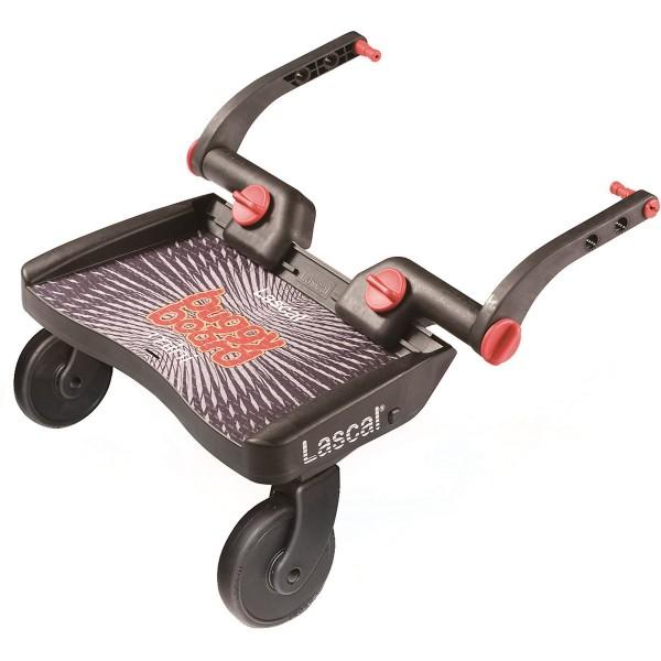 LASCAL Buggy Board Maxi, Mitfahrbrett black