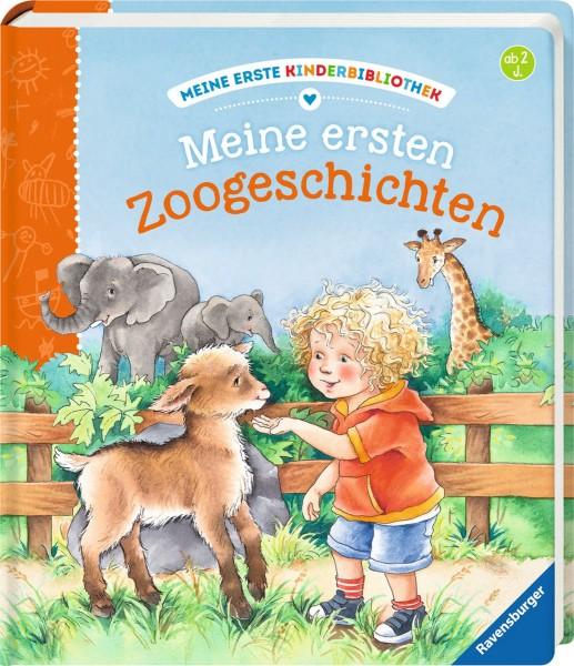 RAVENSBURGER Meine ersten Zoo Geschichten - Buch